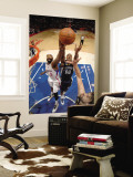 Memphis Grizzlies v Los Angeles Clippers: Darrell Arthur, Marc Gasol and Baron Davis Wall Mural by Noah Graham