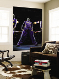Los Angeles Lakers v Washington Wizards: Kobe Bryant Wall Mural by Andrew Bernstein