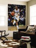 San Antonio Spurs v New Orleans Hornets: Chris Paul Wall Mural by Layne Murdoch