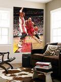 Chicago Bulls v Miami Heat - Game ThreeMiami, FL - MAY 22: Carlos Boozer and Chris Bosh Wall Mural by Victor Baldizon