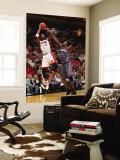 Charlotte Bobcats v Miami Heat: Chris Bosh Wall Mural by Victor Baldizon