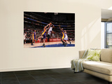 Los Angeles Lakers v Los Angeles Clippers: Baron Davis, Steve Blake and Lamar Odom Wall Mural by Noah Graham