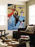 Utah Jazz v New Orleans Hornets: C.J. Miles Wall Mural by Layne Murdoch
