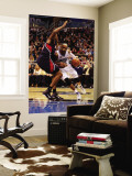Atlanta Hawks v Orlando Magic: Vince Carter and Jason Collins Wall Mural by Sam Greenwood