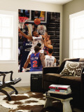 New York Knicks v Charlotte Bobcats: Dominic McGuire Wall Mural by Kent Smith