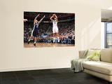 Memphis Grizzlies v Utah Jazz: Deron Williams and Greives Vasquez Wall Mural by Melissa Majchrzak