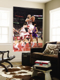 Los Angeles Lakers v Chicago Bulls: Carlos Boozer Wall Mural by Andrew Bernstein