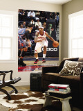 Charlotte Bobcats v Atlanta Hawks: Jeff Teague and D.J. Augustin Wall Mural by Scott Cunningham