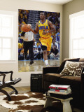 Los Angeles Lakers v New Orleans Hornets - Game Three, New Orleans, LA - APRIL 22: Chris Paul Wall Mural by Layne Murdoch