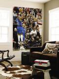Dallas Mavericks v Portland Trail Blazers - Game Six, Portland, OR - APRIL 28: Jason Kidd and Marcu Wall Mural by Steve Dykes
