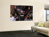 Atlanta Hawks v Miami Heat: LeBron James Wall Mural by NBA Photos