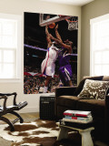 Sacramento Kings v Los Angeles Clippers: Baron Davis and Carl Landry Wall Mural by Noah Graham