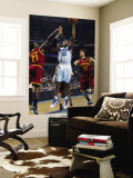 Cleveland Cavaliers  v New Orleans Hornets: David West and J.J. Hickson Wall Mural by Layne Murdoch