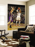 Phoenix Suns v Charlotte Bobcats: D.J. Augustin Wall Mural by Brock Williams Smith