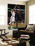 Denver Nuggets v Boston Celtics: Chauncey Billups and Paul Pierce Wall Mural by Elsa Unknown