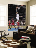 New Jersey Nets v Dallas Mavericks: Shawn Marion and Anthony Morrow Wall Mural by Danny Bollinger