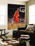 2011 NBA All Star Game, Los Angeles, CA - February 20: Kobe Bryant Wall Mural by Garrett Ellwood