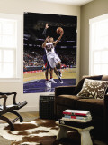 Atlanta Hawks v New Jersey Nets: Devin Harris Wall Mural by David Dow