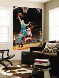 New Orleans Hornets v Miami Heat: Jason Smith Wall Mural by Victor Baldizon
