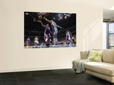 Phoenix Suns v Orlando Magic: Marcin Gortat and Garret Siler Wall Mural by Fernando Medina