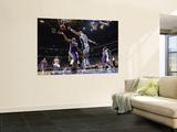 Phoenix Suns v Orlando Magic: Marcin Gortat and Garret Siler Wall Mural by Fernando Medina
