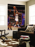 New York Knicks v Los Angeles Clippers: Randy Foye Wall Mural by Noah Graham