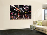 Chicago Bulls v Phoenix Suns: James Johnson and Jared Dudley Wall Mural by Christian Petersen