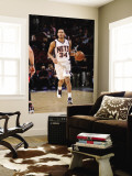 Atlanta Hawks v New Jersey Nets: Devin Harris Wall Mural by David Dow