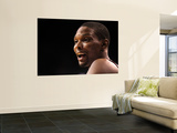 Detroit Pistons v Miami Heat: Chris Bosh Wall Mural by Mike Ehrmann