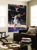 Memphis Grizzlies v Atlanta Hawks: Mike Conley and Zaza Pachulia Wall Mural by Scott Cunningham