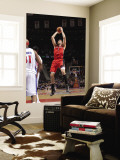 Toronto Raptors v Detroit Pistons: Andrea Bargnani Wall Mural by Allen Einstein