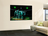 Phoenix Suns v Boston Celtics, Boston, MA - March 2: Wall Mural by Brian Babineau