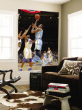 Denver Nuggets v Golden State Warriors: Gary Forbes Wall Mural by Rocky Widner