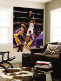 Los Angeles Lakers v Los Angeles Clippers: Rasual Butler Wall Mural by Noah Graham