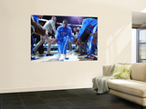 Denver Nuggets v Oklahoma City Thunder - Game Five, Oklahoma City, OK - APRIL 27: Kevin Durant Mural por Dilip Vishwanat