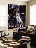 Memphis Grizzlies v Orlando Magic: Zach Randolph and Dwight Howard Wall Mural by Fernando Medina