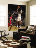New Jersey Nets v Sacramento Kings: Tyreke Evans and Anthony Morrow Wall Mural by Don Smith