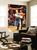 Washington Wizards v Miami Heat: Kirk Hinrich Wall Mural by Victor Baldizon