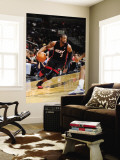 Miami Heat v Washington Wizards: Dwyane Wade Wall Mural by Greg Fiume