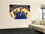 Portland Trail Blazers v New Jersey Nets: Devin Harris Wall Mural by David Dow