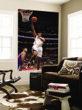 Sacramento Kings v Los Angeles Clippers: Jarron Collins Wall Mural by Noah Graham