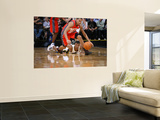 New Jersey Nets v Utah Jazz: Devin Harris and Ronnie Price Wall Mural by Melissa Majchrzak