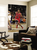Chicago Bulls v Cleveland Cavaliers: C.J. Watson Wall Mural by David Liam Kyle