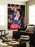 New York Knicks v Los Angeles Clippers: Blake Griffin and Amar'e Stoudemire Wall Mural by Noah Graham
