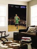Boston Celtics v New York Knicks: Paul Pierce Wall Mural by Lou Capozzola