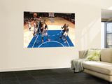Utah Jazz v Los Angeles Clippers: Deron Williams and Jarron Collins Wall Mural by Noah Graham