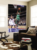 Boston Celtics v Philadelphia 76ers: Paul Pierce Wall Mural by David Dow