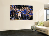 Oklahoma City Thunder v Dallas Mavericks - Game One, Dallas, TX - MAY 17: Jason Terry Wall Mural by Ronald Martinez