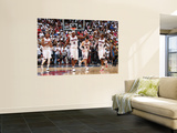 Joe Johnson and Jamal Crawford Wall Mural