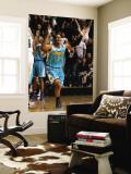 New Orleans Hornets v Utah Jazz: Chris Paul Wall Mural by Melissa Majchrzak